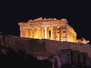 Acropolis & Parthenon, Athens, Greece