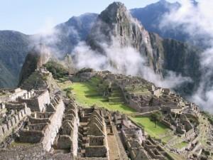 Machu Picchu, near Cusco, Peru