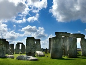 Stonehenge, near Amesbury, UK