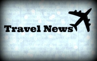 Travel News - Blue