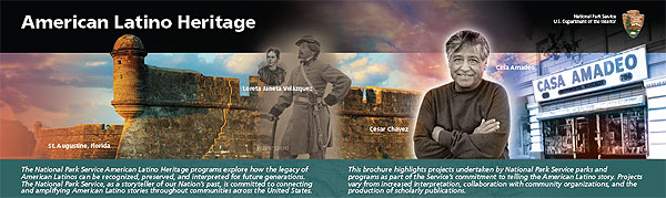 National Park Service - American Latino Heritage Projects