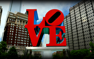 Philly Love Park - Featured