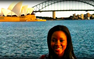 Rachel Lemons in Sydney, Australia