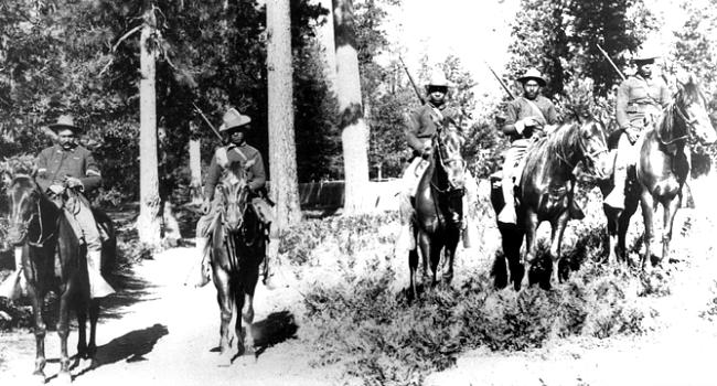 Retracing The Buffalo Soldiers Trail To Yosemite